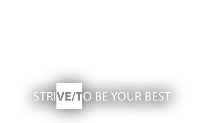 StriVE/To be your best