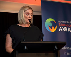 MC Sharron Byrne - Speaking