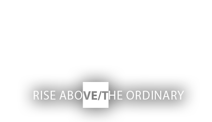 Rise aboVE/The ordinary