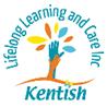 Lifelong Learning and Care Inc Kentish Logo