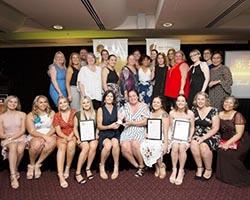 Award Winners Group Photo